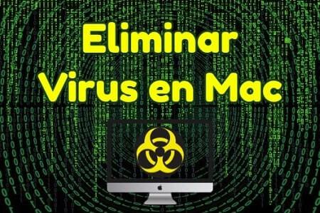 como eliminar un virus en mac