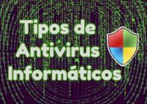 tipos de antivirus informaticos