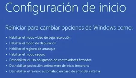 modo seguro windows