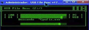 Descarga USB File Resc