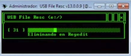 USB File Resc software