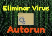 como eliminar virus autorun