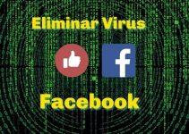 eliminar virus de facebook