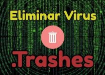 como eliminar virus trashes