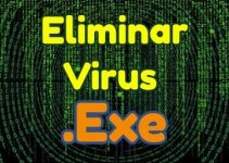 como limpiar virus .exe