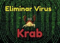 como eliminar virus krab pc