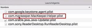 borrar app mackeeper