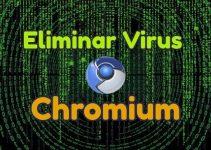 como limpiar virus chromium