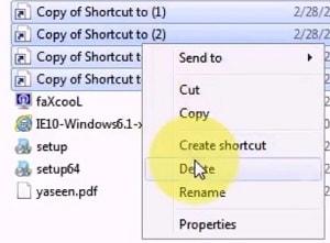 limpiar virus copy.exe