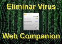 virus web companion