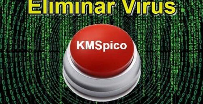 eliminar el virus kmspico