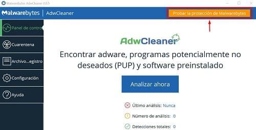 AdwCleaner antivirus