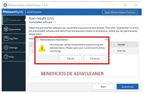 Cómo descargar AdwCleaner
