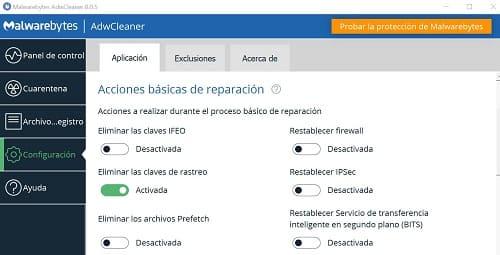 AdwCleaner PC antivirus