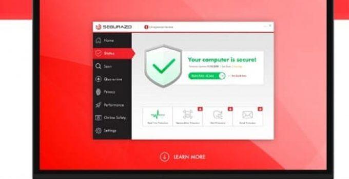 Segurazo PC virus