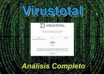virustotal análisis