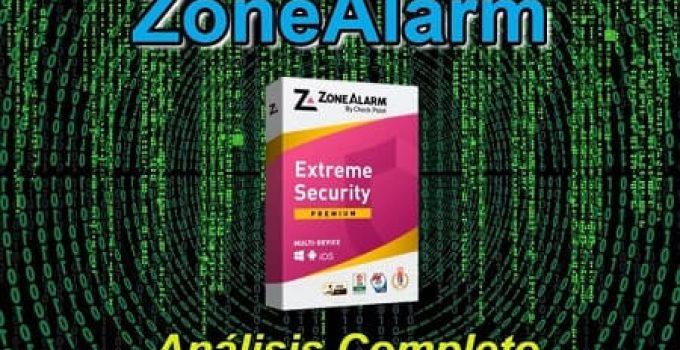 zonealarm análisis antivirus