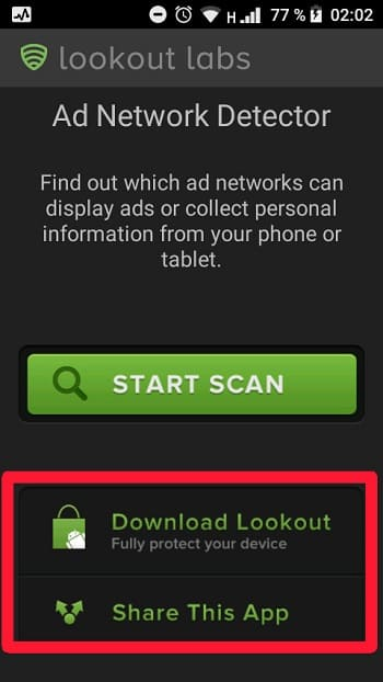 Ad-Network Scanner & Detector APK instalar