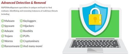 SuperAntiSpyware adware