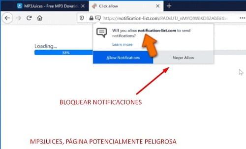 Mp3juices PC virus